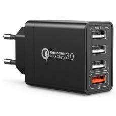 Cargador Quick Charge 3.0