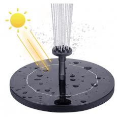 Fuente Solar Flotante