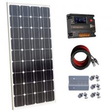 Kit Solar Fotovoltaico 100w