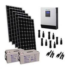 Kit Solar Fotovoltaico 1500w