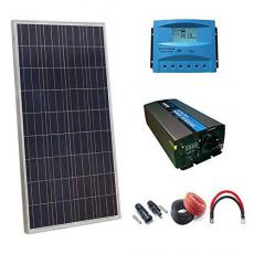 Kit Solar Fotovoltaico 150w