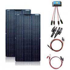 Kit Solar Fotovoltaico 200w
