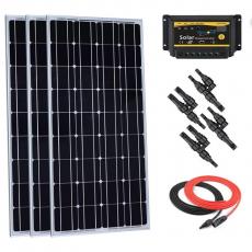 Kit Solar Fotovoltaico 300w