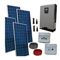 Kit Solar Fotovoltaico 4000w