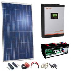 Kit Solar Fotovoltaico 500w
