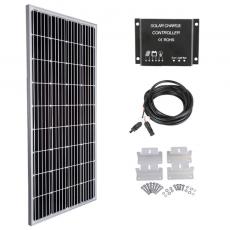 Kit Solar para Caravana