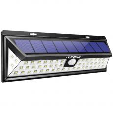 Lampara Solar Exterior