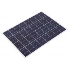 Placa Solar 25w